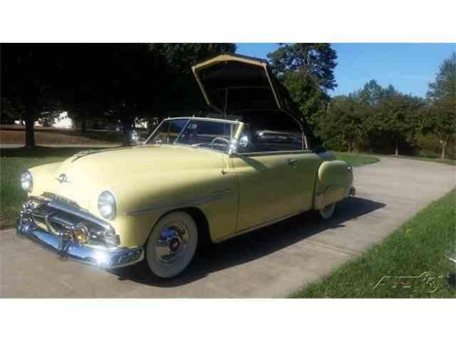1952 Plymouth Cranbrook | 967649