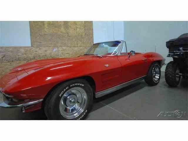 1963 Chevrolet Corvette | 967657