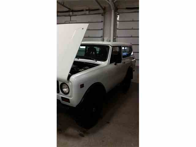 1976 International Harvester Scout II | 967667