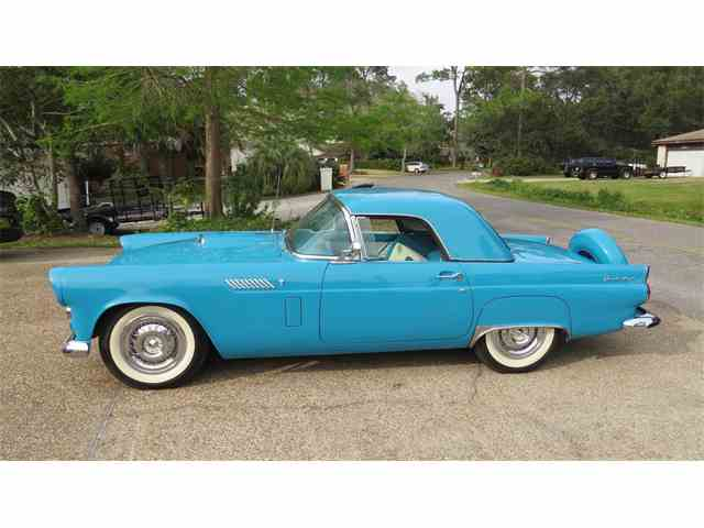 1956 Ford Thunderbird | 967680