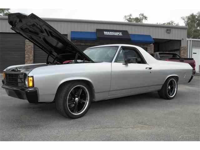 1972 Chevrolet El Camino | 967684
