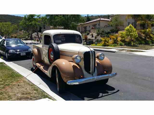 1938 Dodge Pickup | 967692