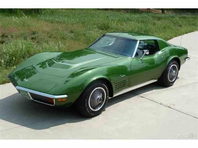 1972 Chevrolet Corvette | 967695