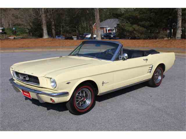1966 Ford Mustang   967704