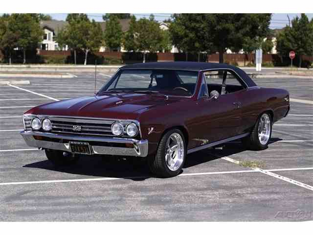1967 Chevrolet Chevelle   967719