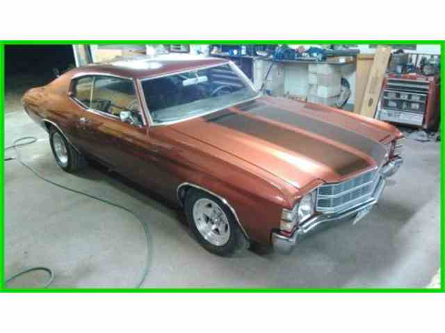 1971 Chevrolet Chevelle | 967723