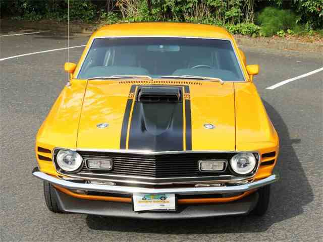 1970 Ford Mustang | 967724