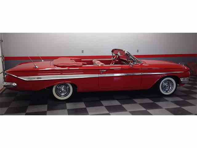 1961 Chevrolet Impala SS Rag-Top | 967741