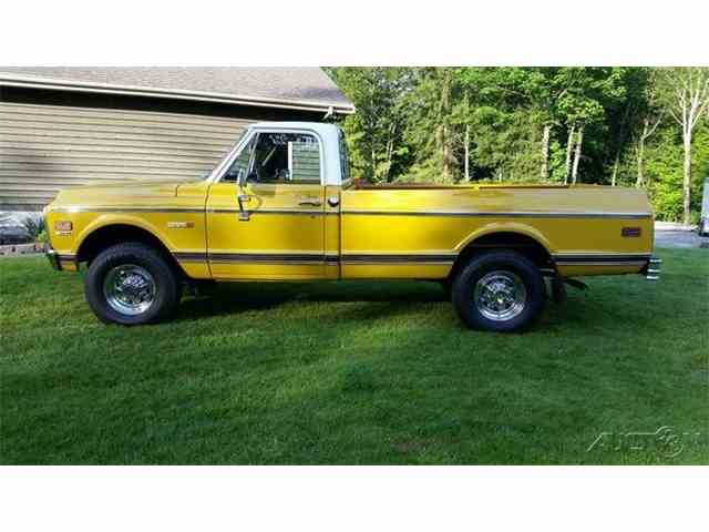 1972 Chevrolet Cheyenne | 967745