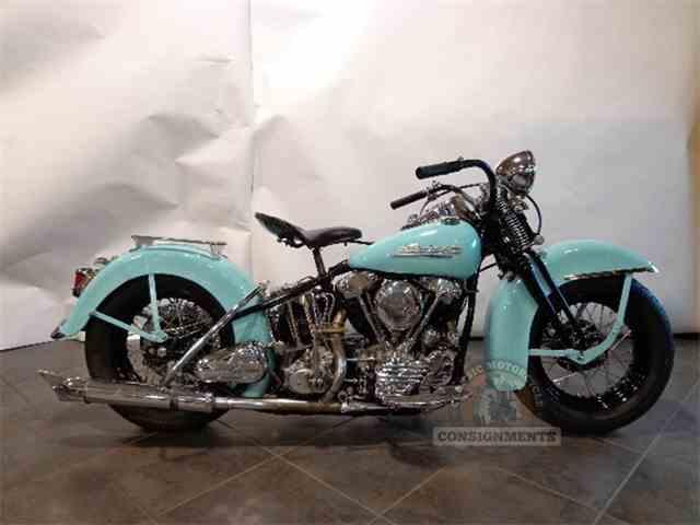 1946 Harley-Davidson E Knucklehead | 967751