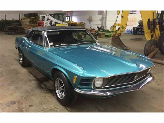 1970 Ford Mustang | 967761