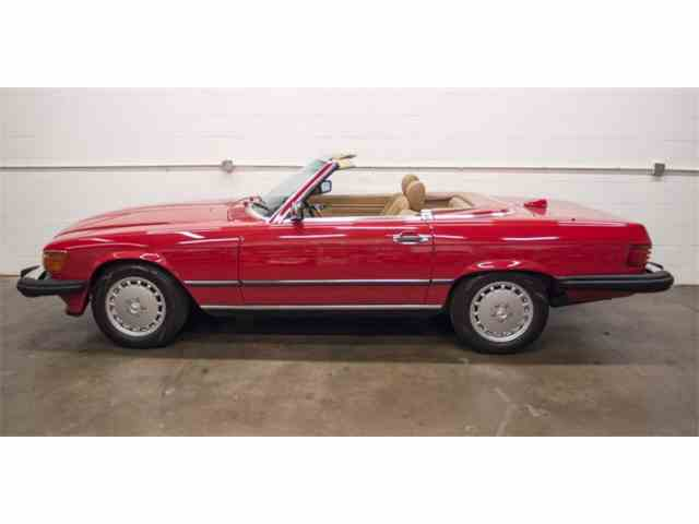 1987 Mercedes-Benz 560SL | 967762