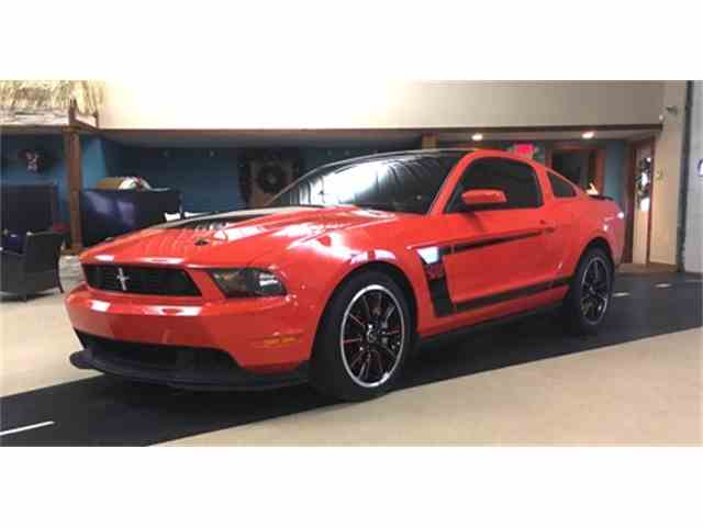 2012 Ford Mustang | 967772