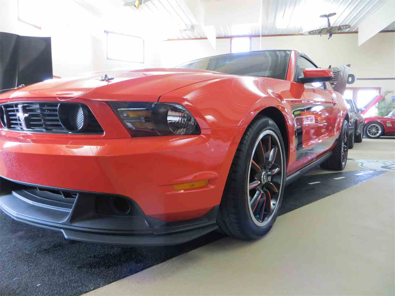 2012 ford mustang for sale cc 967772. Black Bedroom Furniture Sets. Home Design Ideas