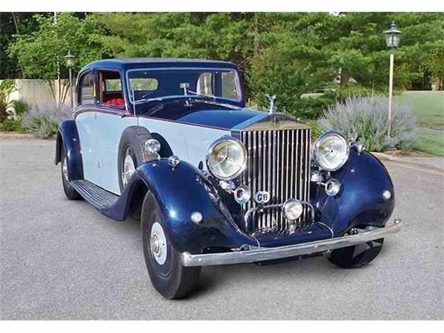 1937 Rolls-Royce Phantom III | 967773
