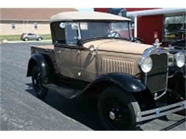 1930 Ford Model A | 967777