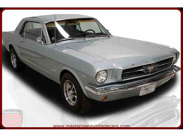 1965 Ford Mustang | 967779