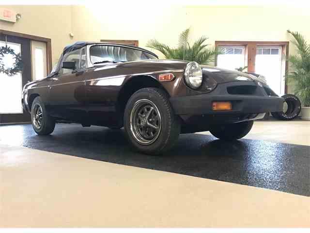1977 MG MGB | 967785