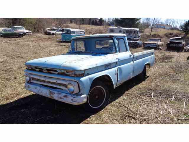 1963 Chevrolet C/K 10 | 967786