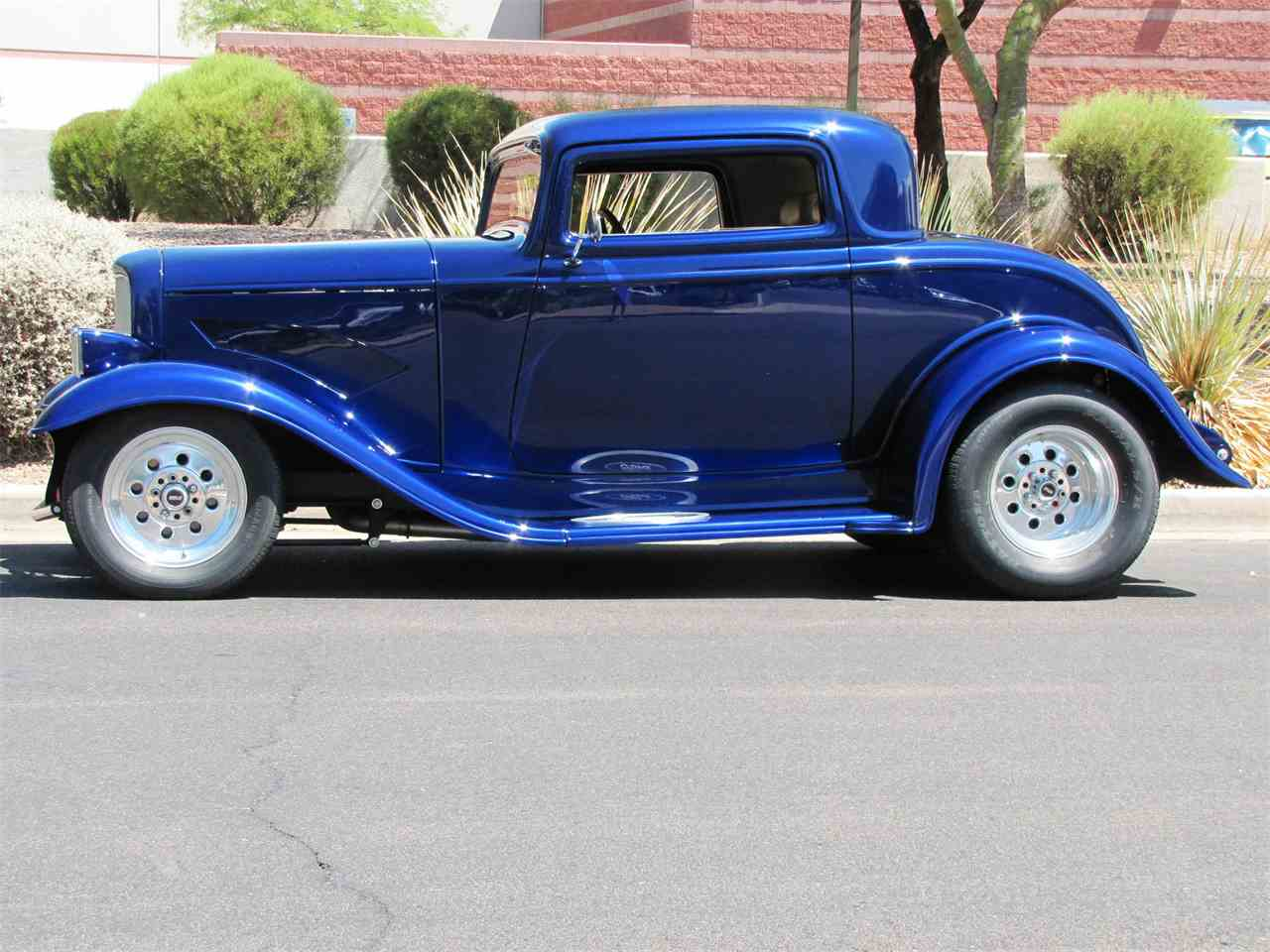 1932 ford 3 window coupe for sale cc 967787. Black Bedroom Furniture Sets. Home Design Ideas
