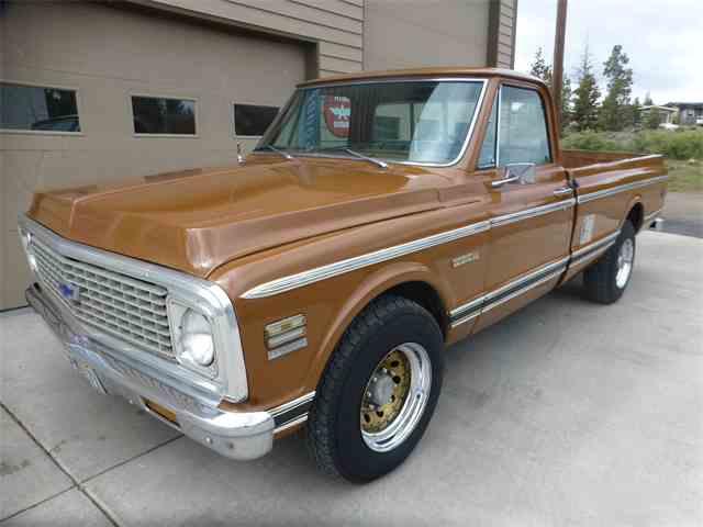1972 Chevrolet C/K 20 | 967788