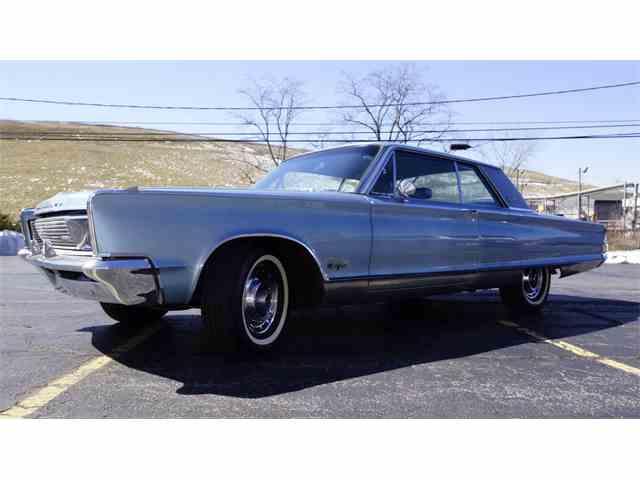 1966 Chrysler New Yorker | 967798