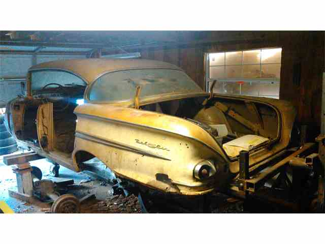 1958 Chevrolet Bel Air | 967799