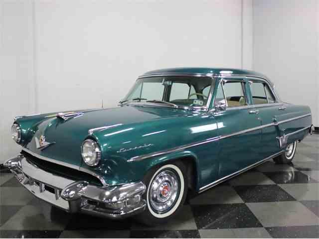 1954 Lincoln Capri | 960078