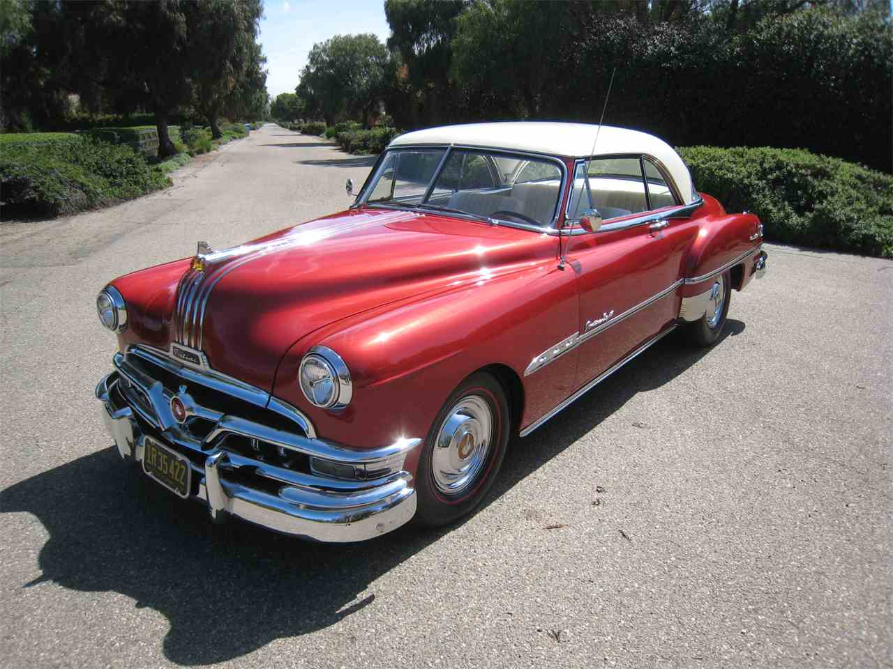 1951 to 1953 Pontiac Chieftain for Sale on ClassicCarscom  11
