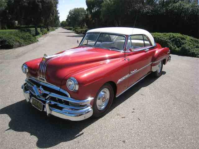 1951 Pontiac Chieftain Deluxe Eight | 967800