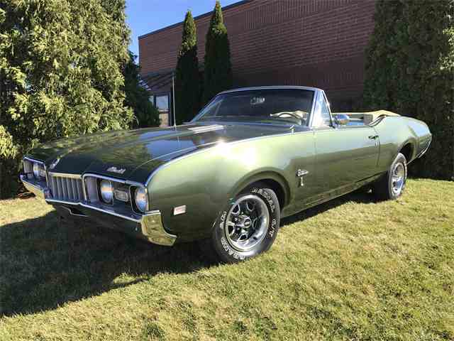 1968 Oldsmobile Cutlass | 967804
