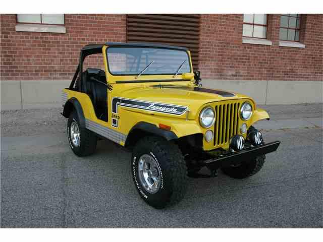 1974 Jeep CJ5 | 967808