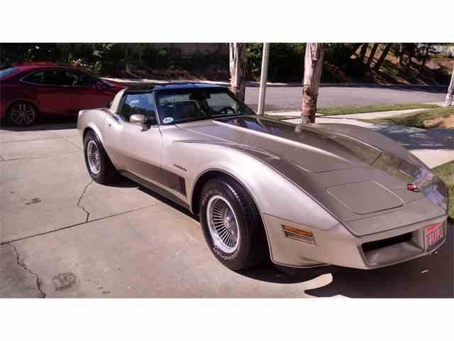 1982 Chevrolet Corvette | 967812