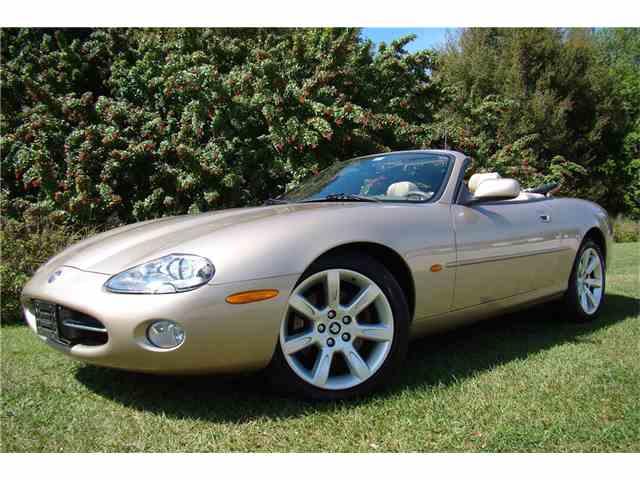 2003 Jaguar XK8 | 967813