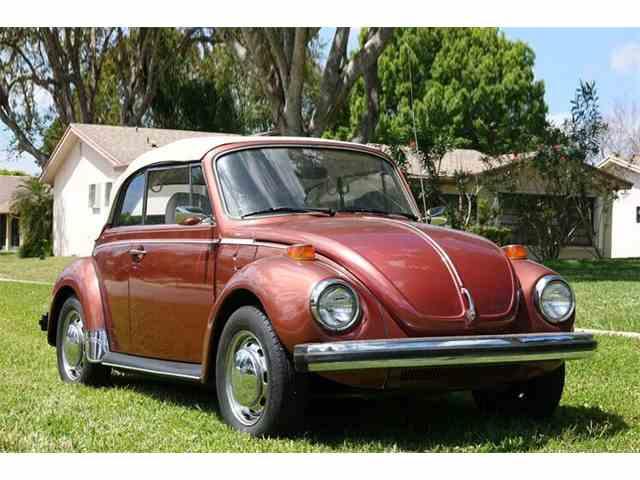 1978 Volkswagen Super Beetle | 967818