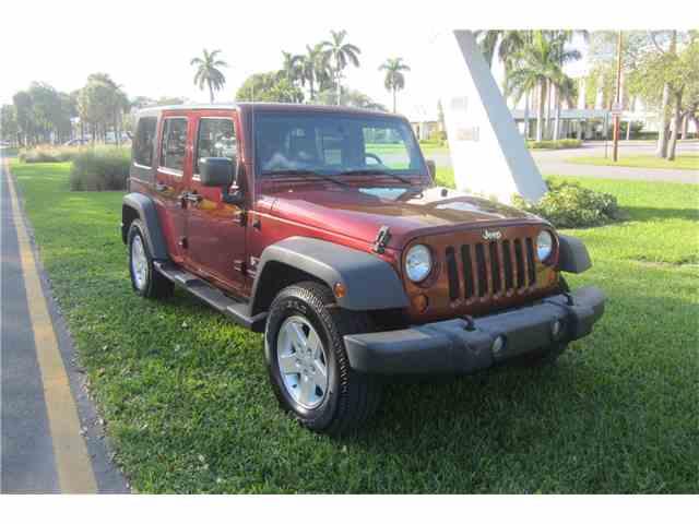 2007 Jeep Wrangler | 967820