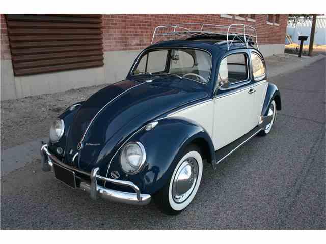 1960 Volkswagen Beetle | 967822