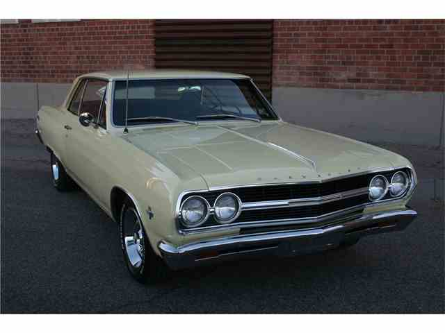 1965 Chevrolet Chevelle SS | 967824