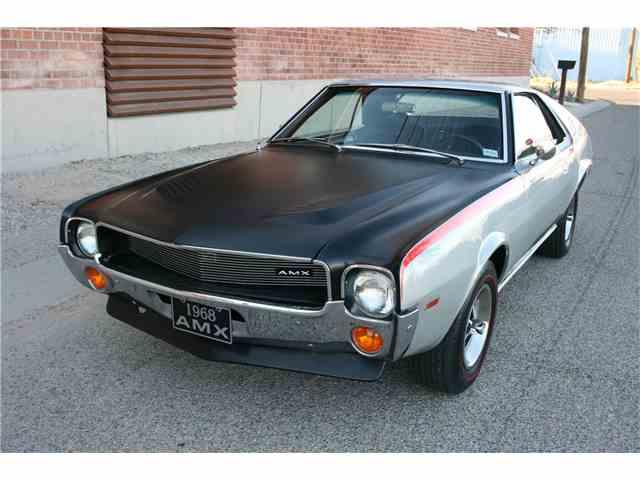 1968 AMC AMX | 967825