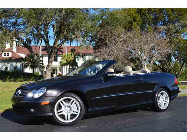 2004 Mercedes-Benz CLK500 | 967830