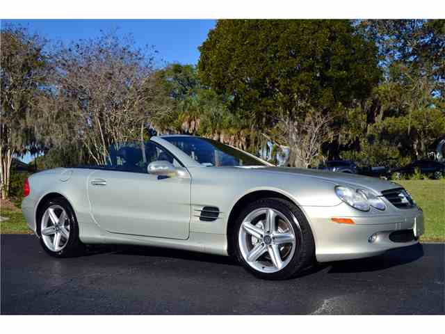 2003 Mercedes-Benz SL500 | 967831