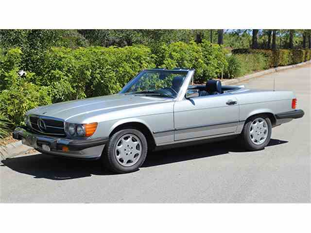 1987 Mercedes-Benz 560SL | 967840