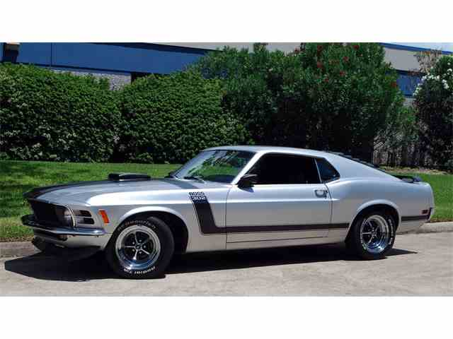 1970 Ford Mustang | 967847