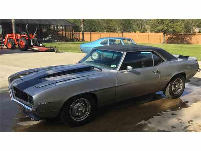 1969 Chevrolet Camaro | 967850