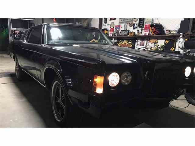 1970 Lincoln Continental Mark III | 967851