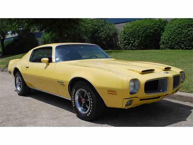 1970 Pontiac Firebird Formula | 967853