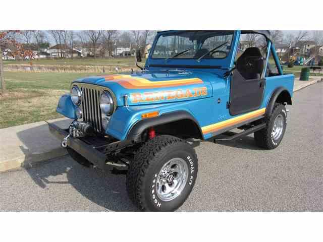 1982 Jeep CJ7 | 967861