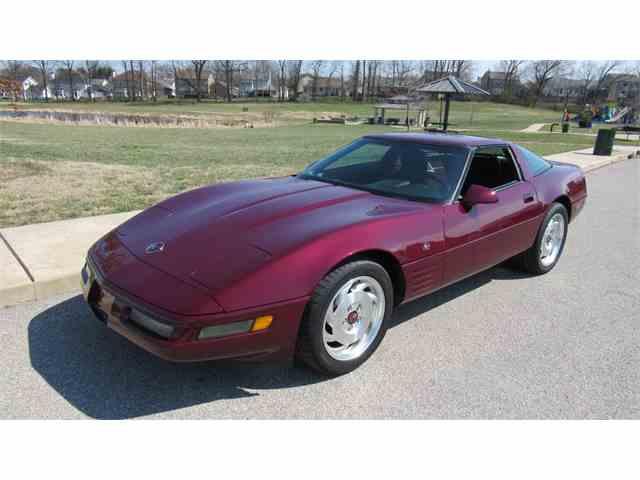 1993 Chevrolet Corvette | 967869
