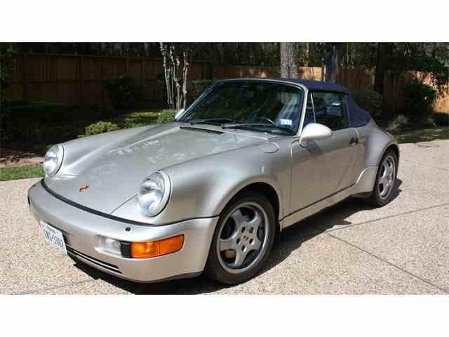 1992 Porsche 911 America | 967870
