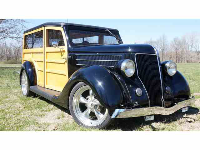 1936 Ford Woody Wagon | 967875